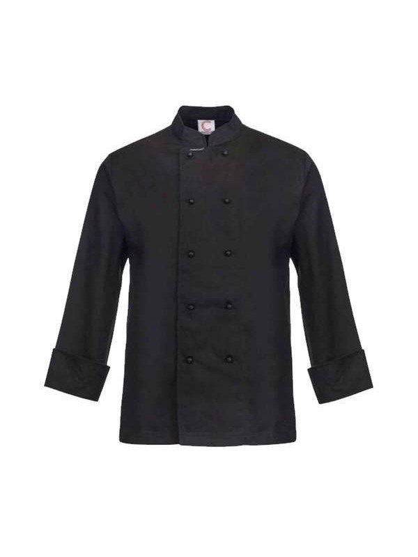 CLASSIC CHEFS JACKET - LONG SLEEVE