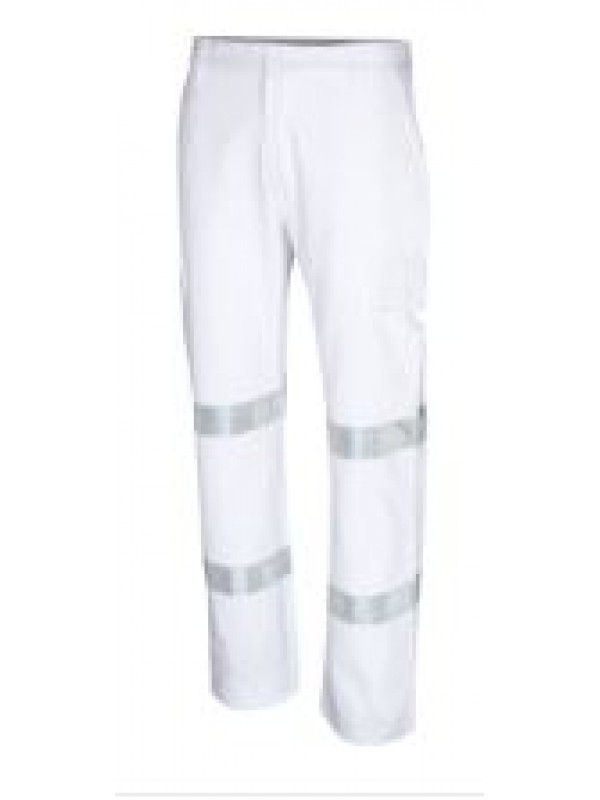 MENS CARGO TROUSERS WITH BIO-MOTION TAPE PATTERN