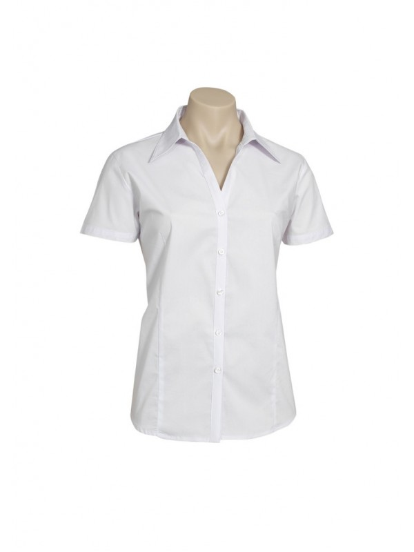 LADIES METRO SHORT SLEEVE SHIRT