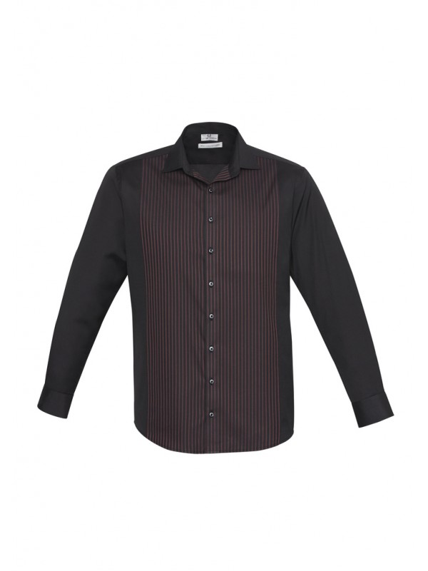 MENS RENO PANEL LONG SLEEVE SHIRT