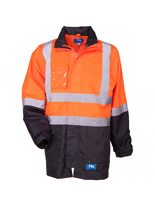 MENS RAIN JACKET WITH TRu TAPE