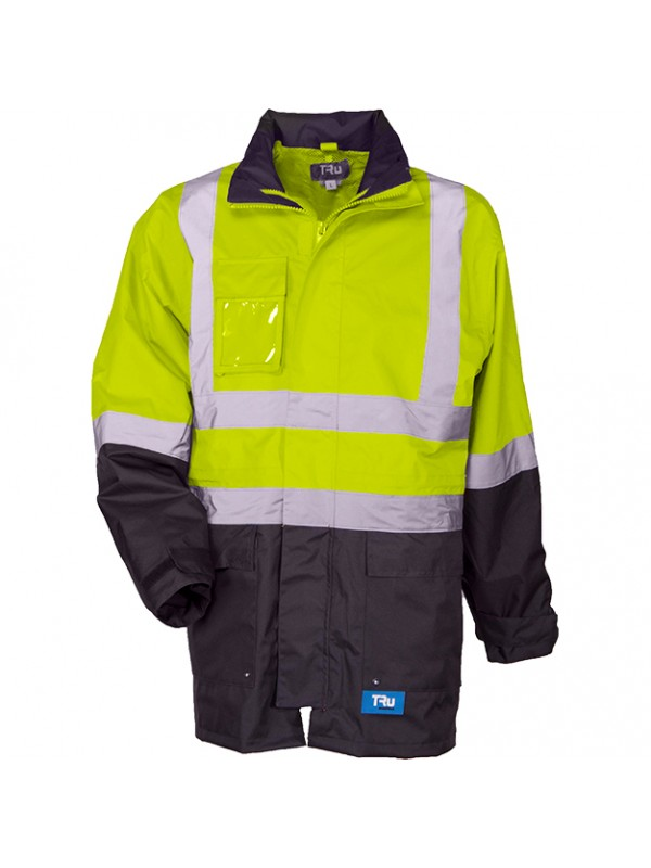 MENS 4 in 1 RAIN JACKET