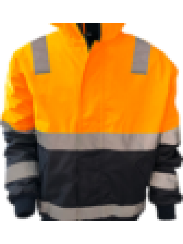 MENS PILOT JACKET WITH TRu REFLECTIVE TAPE